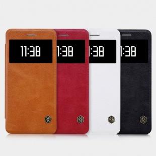 کیف محافظ چرمی نیلکین Nillkin Qin Leather Case For Xiaomi Mi 5S