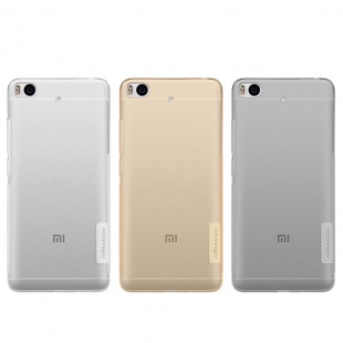 قاب محافظ ژله ای نیلکین Nillkin Nature TPU Case For Xiaomi Mi 5S