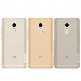 قاب محافظ ژله ای نیلکین Nillkin Nature TPU Case For Xiaomi RedMi Note 4