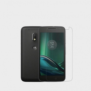 محافظ صفحه نمایش شفاف MOTO G4 Play Super Clear Anti-fingerprint