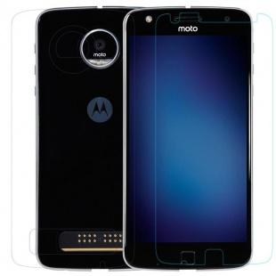 محافظ صفحه نمایش شیشه ای MOTO Z Play H+PRO Anti-Explosion Glass