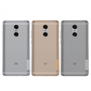 قاب محافظ ژله ای نیلکین Nillkin Nature TPU Case For Xiaomi RedMi Pro