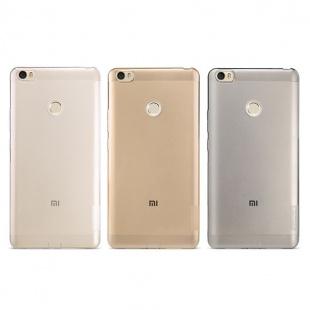 قاب محافظ ژله ای نیلکین Nillkin Nature TPU Case For Xiaomi Max