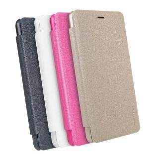کیف محافظ چرمی نیلکین Nillkin Sparkle Leather Case For Xiaomi Redmi 3 Pro