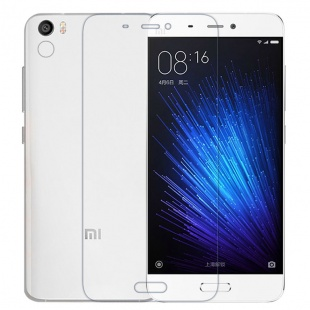 محافظ صفحه نمایش شفاف نیلکین Nillkin Super Clear Screen Protector For Xiaomi M5