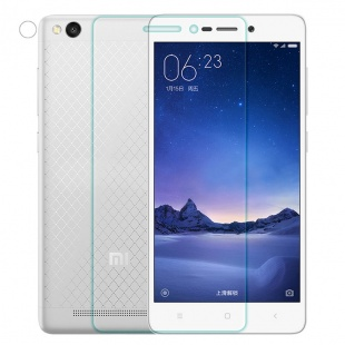 محافظ صفحه نمایش شیشه ای نیلکین Nillkin Amazing H Glass Screen Protector For Xiaomi RedMi 3