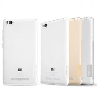 قاب محافظ ژله ای نیلکین Nillkin Nature TPU Case For Xiaomi Mi4C
