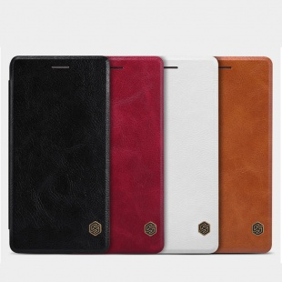 کیف محافظ چرمی نیلکین Nillkin Qin Leather Case For Xiaomi MI Note