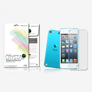 محافظ شفاف صفحه نمایش Apple iPod touch 5 Super Clear Anti-fingerprint