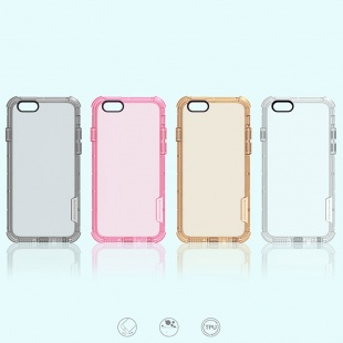 قاب محافظ ژله ای نیلکین Nillkin Crashproof Case For Apple iphone 6s