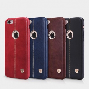 قاب محافظ چرمی نیلکین Nillkin Englon Leather Cover For iphone 6 Plus