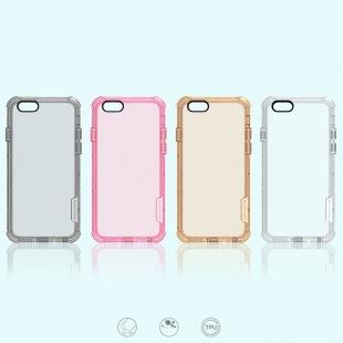 قاب محافظ ژله ای نیلکین Nillkin Crashproof Case For iphone 6 Plus