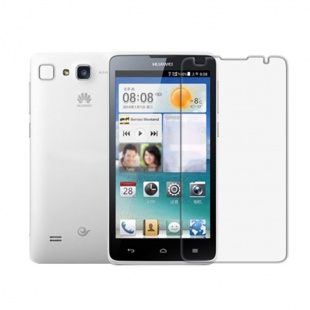 محافظ صفحه نمایش شفاف نیلکین Nillkin Super Clear Screen Protector For Huawei C8816