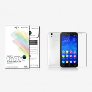 محافظ صفحه نمایش شفاف HUAWEI G630/Honor3C Super Clear Anti-fingerprint