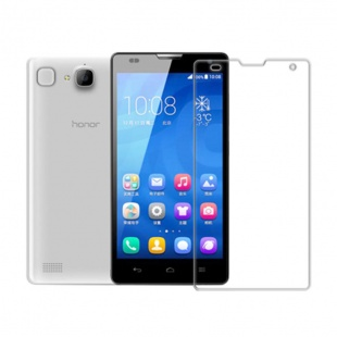 محافظ صفحه نمایش شفاف نیلکین Nillkin Super Clear Screen Protector For Huawei Honor 3C
