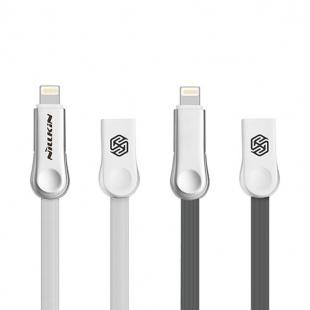 کابل دو سر لایتنینگ و میکرو یو اس بی نیلکین Nillkin Plus Ⅲ Cable Micro to Lightning