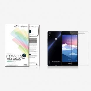 محافظ صفحه نمایش شفاف HUAWEI Ascend P7 Super Clear Anti-fingerprint