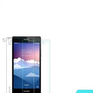 محافظ صفحه نمایش شیشه ای نیلکین HUAWEI Ascend P7 H+ Anti-Explosion Glass