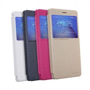 کیف محافظ نیلکین Nillkin Sparkle Leather Case For Huawei Mate 9 Lite