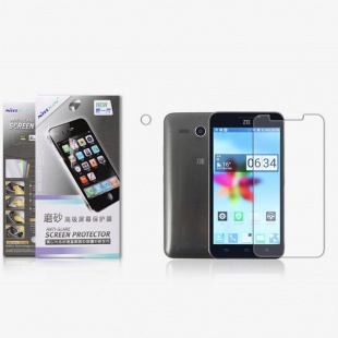 محافظ صفحه نمایش نیلکین Nillkin Matte Protective Film For ZTE S291 Grand S2