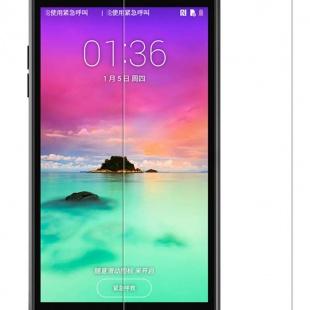 محافظ شفاف صفحه نمایش LG K10(2017) Super Clear Anti-fingerprint