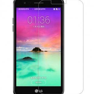 محافظ صفحه نمایش شیشه ای نیلکین LG K10(2017) H Anti-Explosion Glass