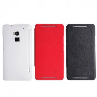 کیف محافظ نیلکین HTC ONE Max Stylish Leather Case