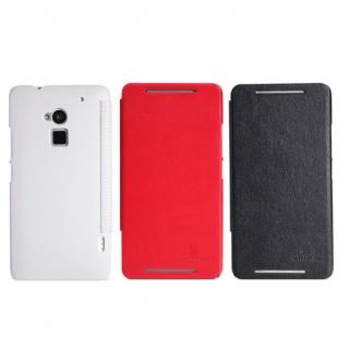 کیف محافظ نیلکین HTC ONE Max Stylish Leather Case