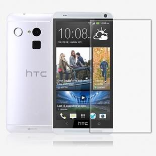 محافظ شفاف صفحه نمایش نیلکین HTC ONE Max Super Clear Anti-fingerprint