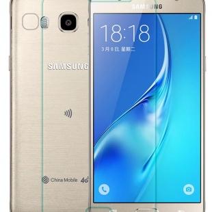 محافظ صفحه نمایش شفاف نیلکین Samsung J7108 Super Clear Anti fingerprint