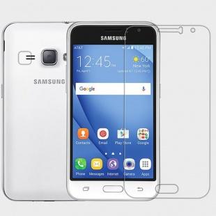 محافظ شفاف صفحه نمایش نیلکین Samsung Galaxy J1(2016) Super Clear