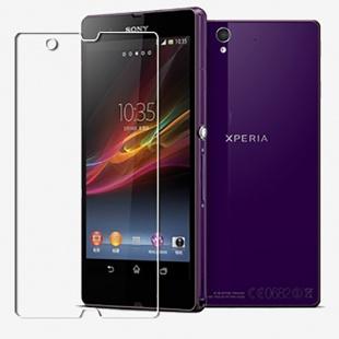 محافظ صفحه نمایش شفاف نیلکین Sony Xperia Z Super Clear Anti-fingerprint