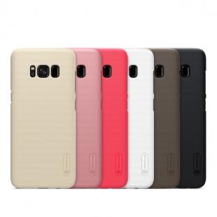 قاب محافظ نیلکین Nillkin Super Frosted Shield For Samsung Galaxy S8 Plus
