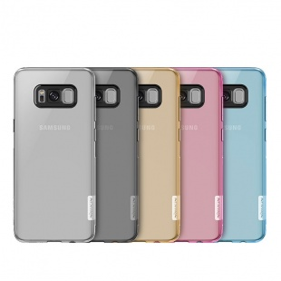 قاب محافظ ژله ای نیلکین Nillkin Nature TPU Case For Samsung Galaxy S8