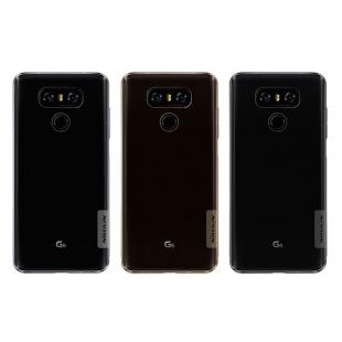 قاب محافظ ژله ای نیلکین Nillkin Nature TPU Case For LG G6