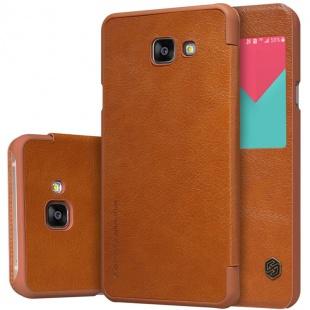کیف چرمی نیلکین Samsung Galaxy A9 Qin leather case