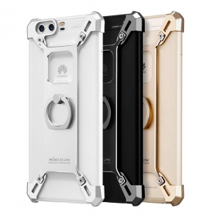 بامپر فلزی نیلکین Nillkin Brade Metal Case With Ring For Huawei P10 Plus