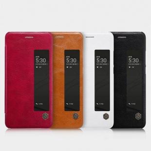 کیف محافظ چرمی نیلکین Nillkin Qin Leather Case For Huawei P10