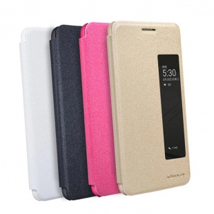 کیف محافظ چرمی نیلکین Nillkin Sparkle Leather Case For Huawei P10 Plus