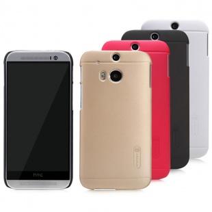 قاب محافظ نیلکین HTC One M8 Super Frosted Shield