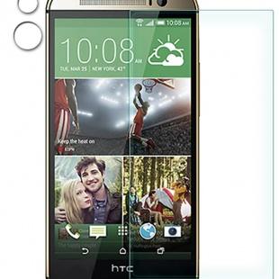 محافظ شیشه ای صفحه نمایش نیلکین HTC One M8 H+Anti-Explosion Glass