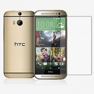 محافظ صفحه نمایش شفاف نیلکین HTC One M8 Super Clear Anti-fingerprint