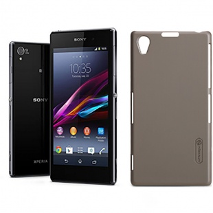 قاب محافظ نیلکین Sony Xperia Z1 Super Frosted Shield