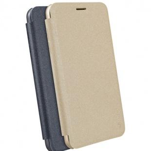 کیف محافظ چرمی نیلکین Nillkin Sparkle Leather Case For Samsung Galaxy J7 Nxt