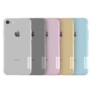 کاور محافظ ژله ای نیلکین Nillkin Nature TPU Case For Apple iPhone 8