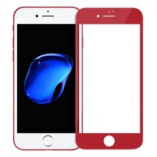 محافظ صفحه نمایش گلس تمام صفحه نیلکین Nillkin CP+MAX 3D Glass Screen Protector For Apple iPhone 8