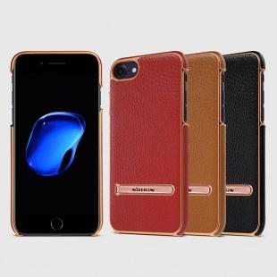 قاب محافظ چرمی نیلکین Nillkin M-Jarl Leather Case For Apple iPhone 8