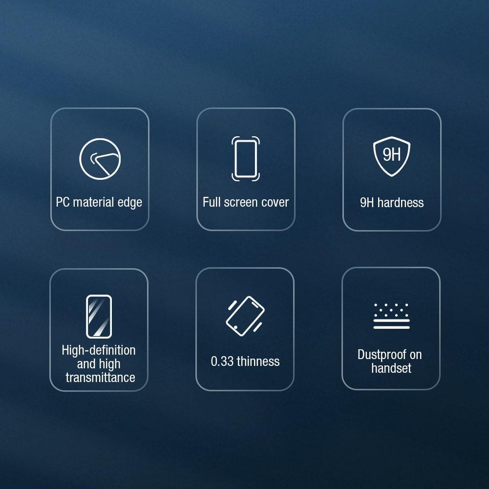 محافظ صفحه نمایش نیلکین apple iphone 12