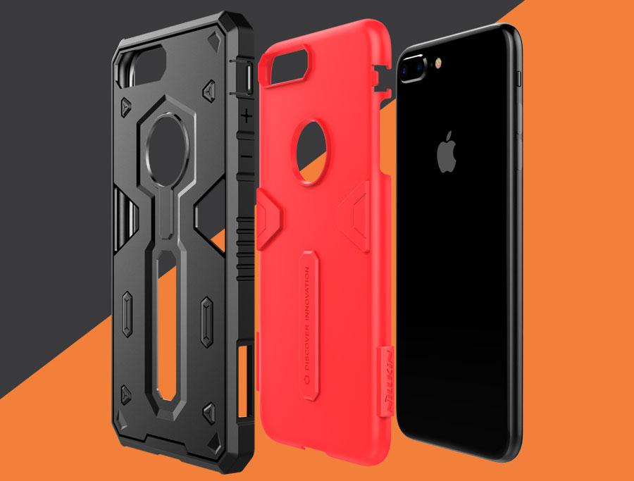 قیمت خرید گارد محافظ نیلکین Nillkin Defender 2 Case For Apple iPhone 8 Plus از فروشگاه نمایندگی لوازم جانبی نیلکین ، خرید قاب محافظ دیفندر 2 نیلکین برای ایفون 8 پلاس ، خرید گارد محافظ دیفندر 2 نیلکین ایفون 8 پلاس