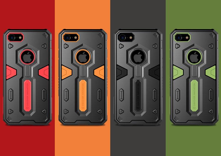 قیمت خرید گارد محافظ نیلکین Nillkin Defender 2 Case For Apple iPhone 8 از فروشگاه نمایندگی لوازم جانبی نیلکین ، خرید قاب محافظ دیفندر 2 ایفون 8 نیلکین ، خرید گارد دیفندر 2 نیلکین برای ایفون 8